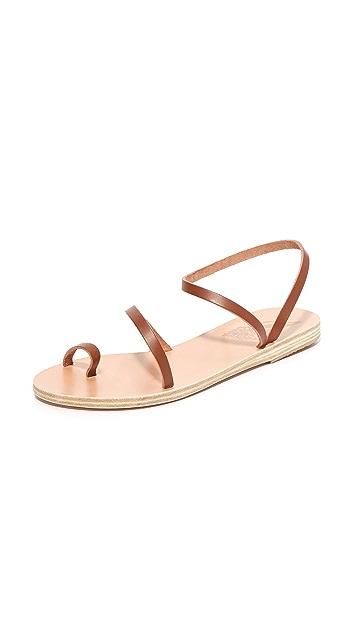 Ancient Greek Sandals Alpli Eleftheria Sandals