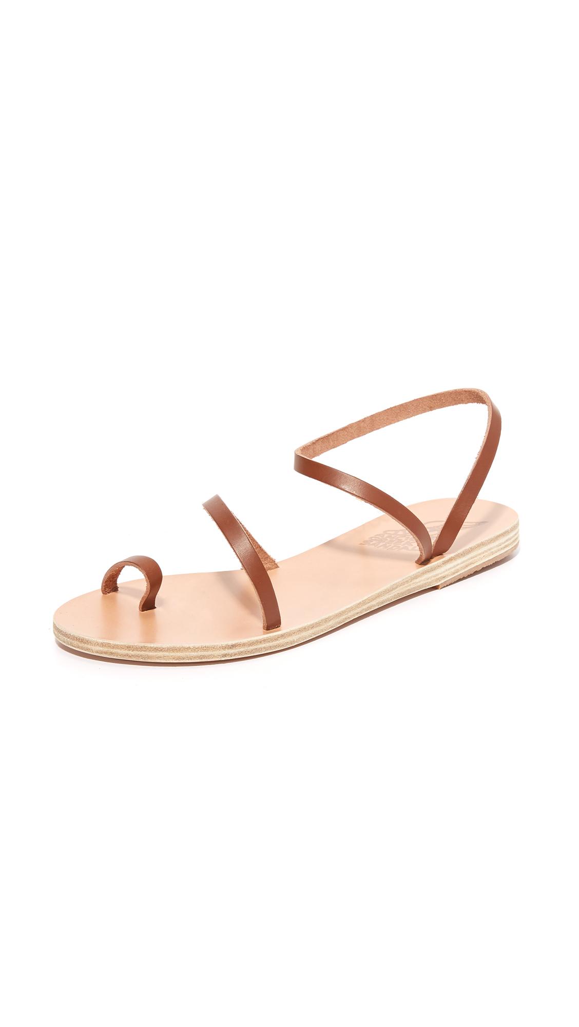 Ancient Greek Sandals Alpli Eleftheria Sandals - Cotto at Shopbop