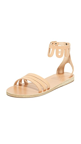 Ancient Greek Sandals Omorfi Sandals - Natural