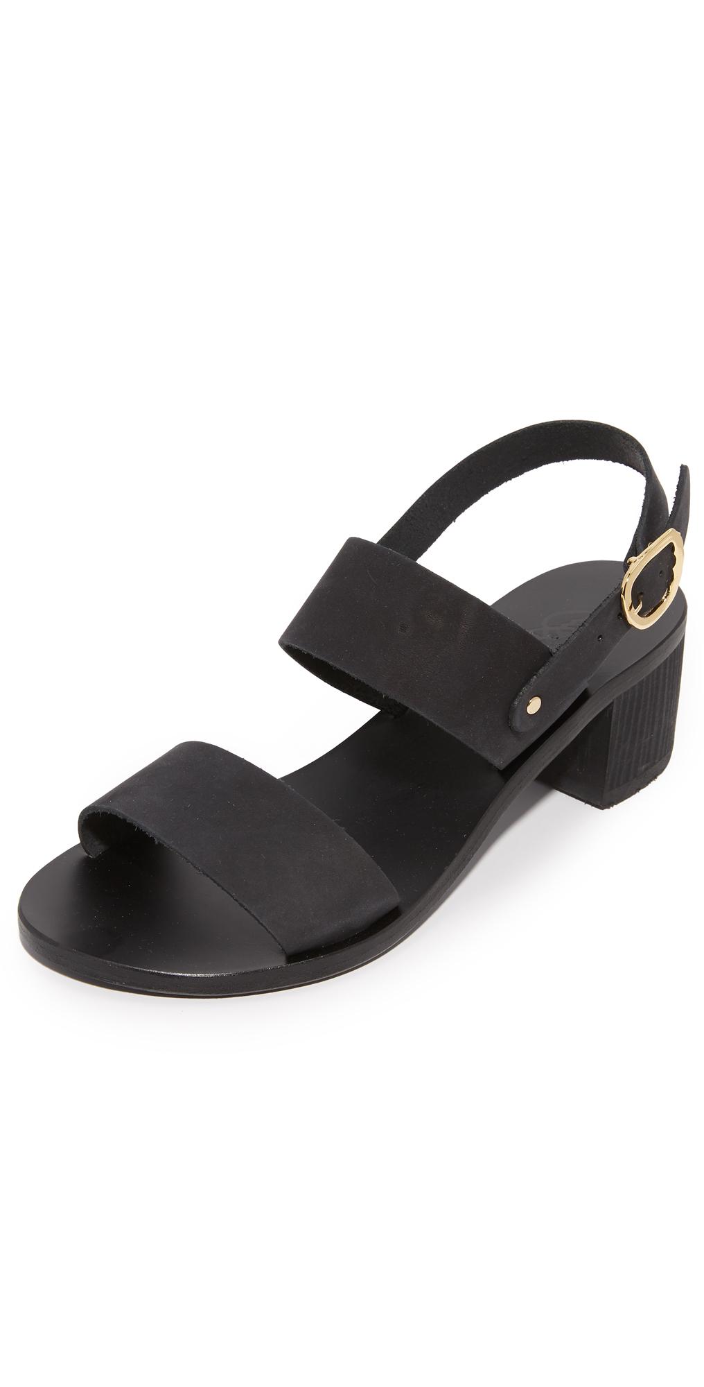 Lefki Block City Sandals Ancient Greek Sandals