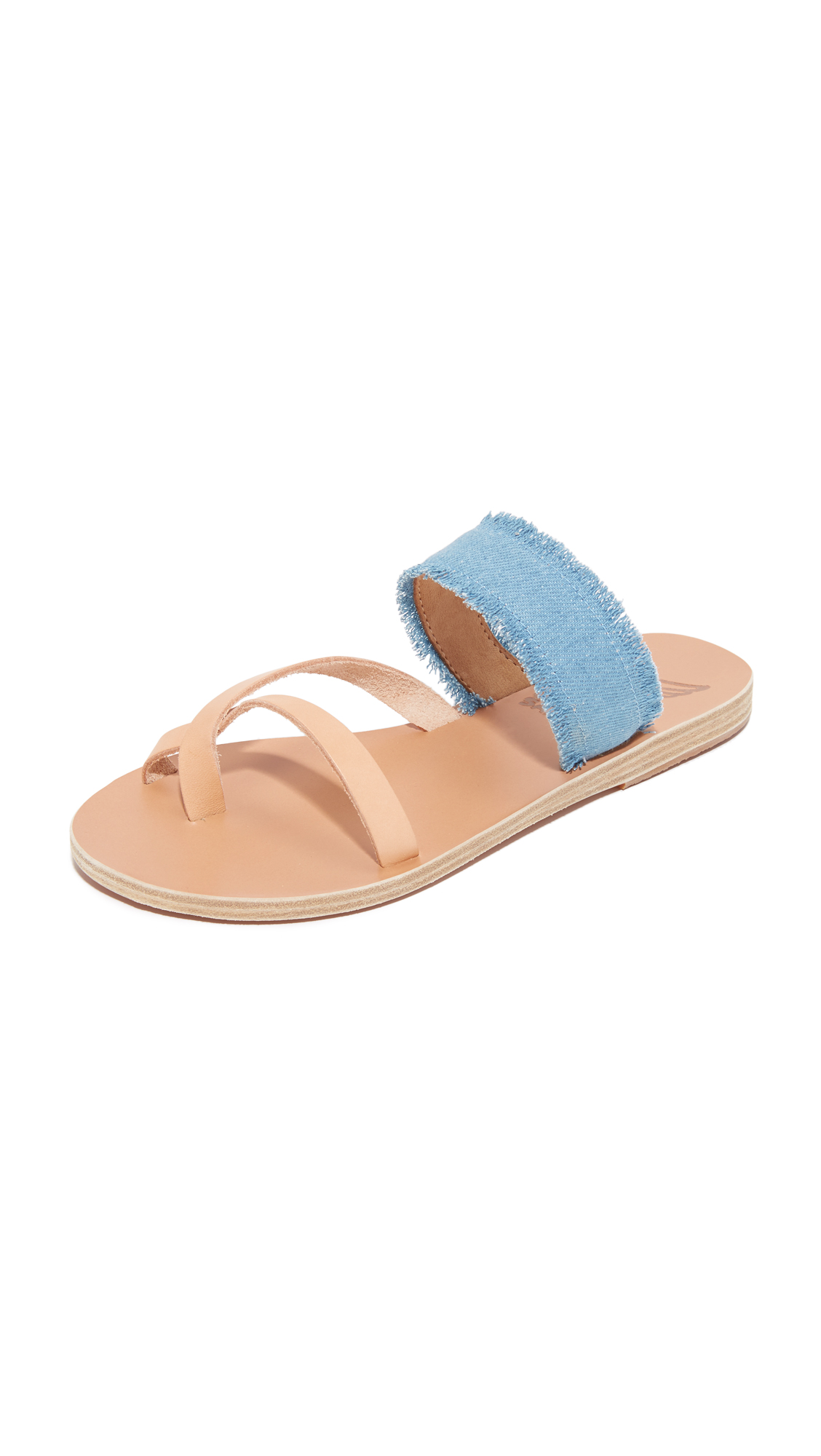 Ancient Greek Sandals Daphnae Sandals - Light Denim