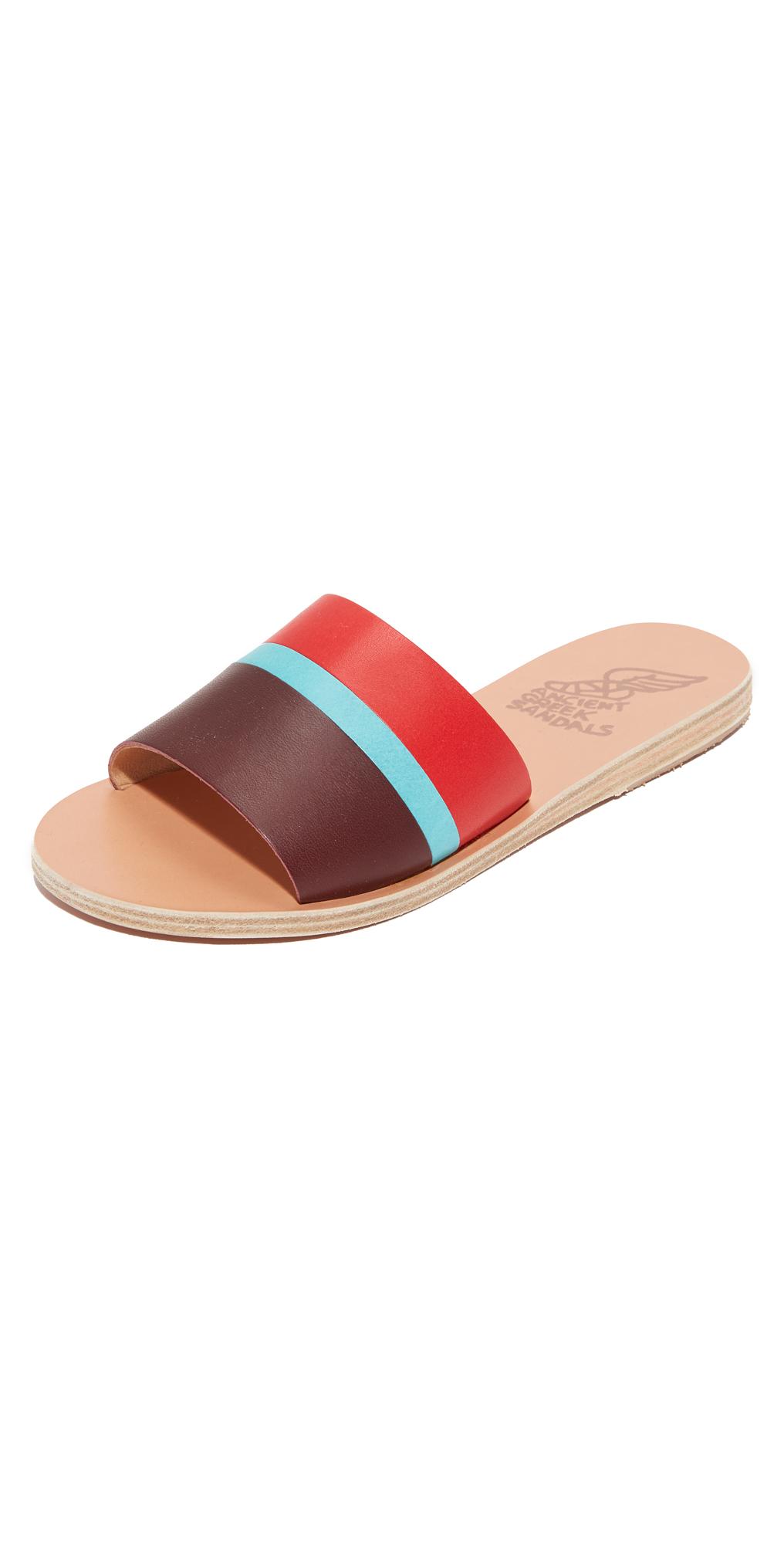 Taygete Slides Ancient Greek Sandals