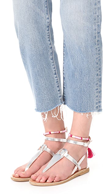 Ancient Greek Sandals Ancient Greek Sandals x Lem Lem Estia Wrap Sandals