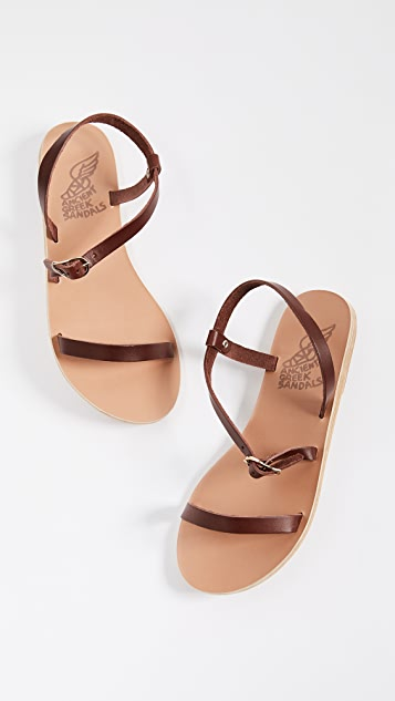 Ancient Greek Sandals Niove Sandals