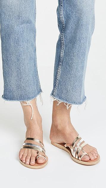 Ancient Greek Sandals Apli Amalia Sandals