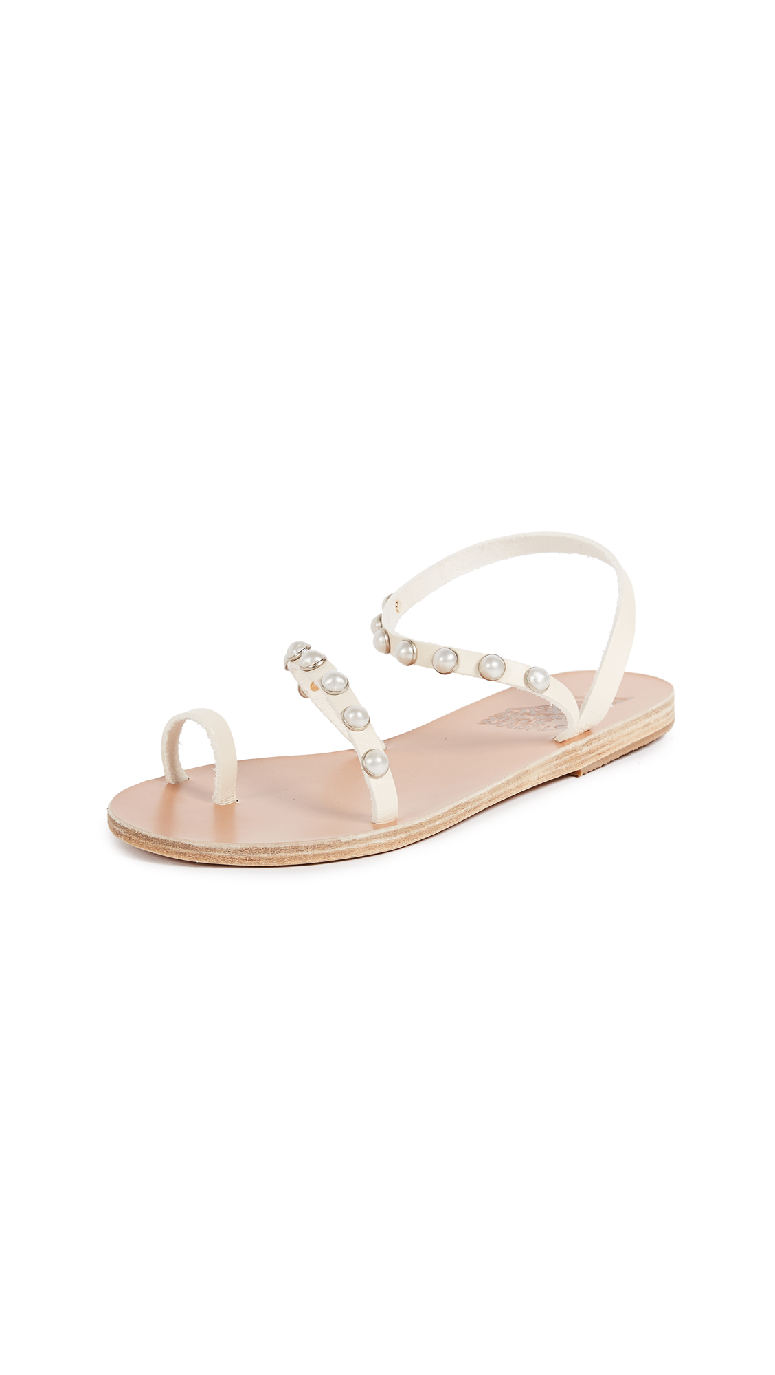 Ancient Greek Sandals Apli Eleftheria Sandals - Off White