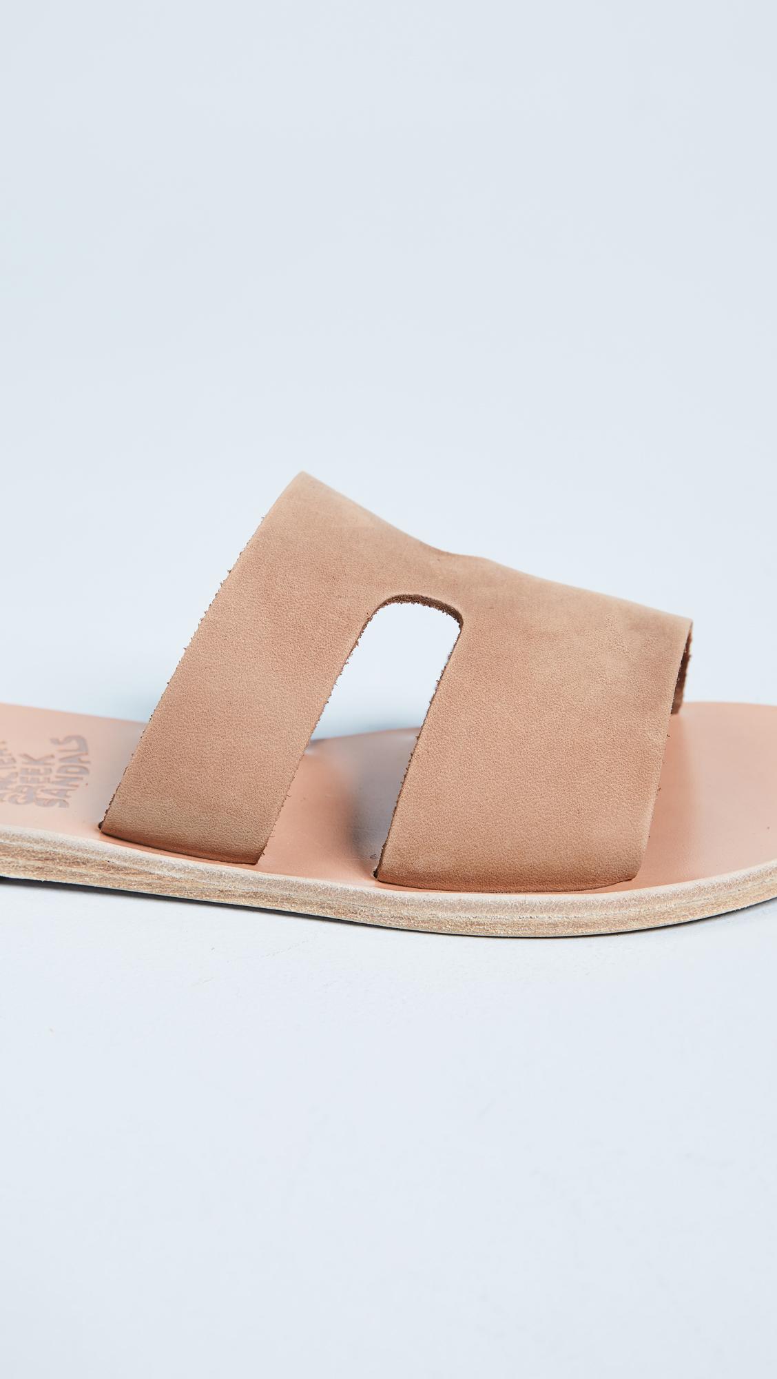 669fd747a628 Ancient Greek Sandals Apteros Slide