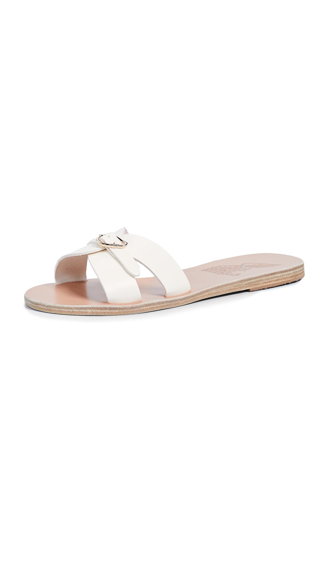 Ancient Greek Sandals Anna Slide - Off White