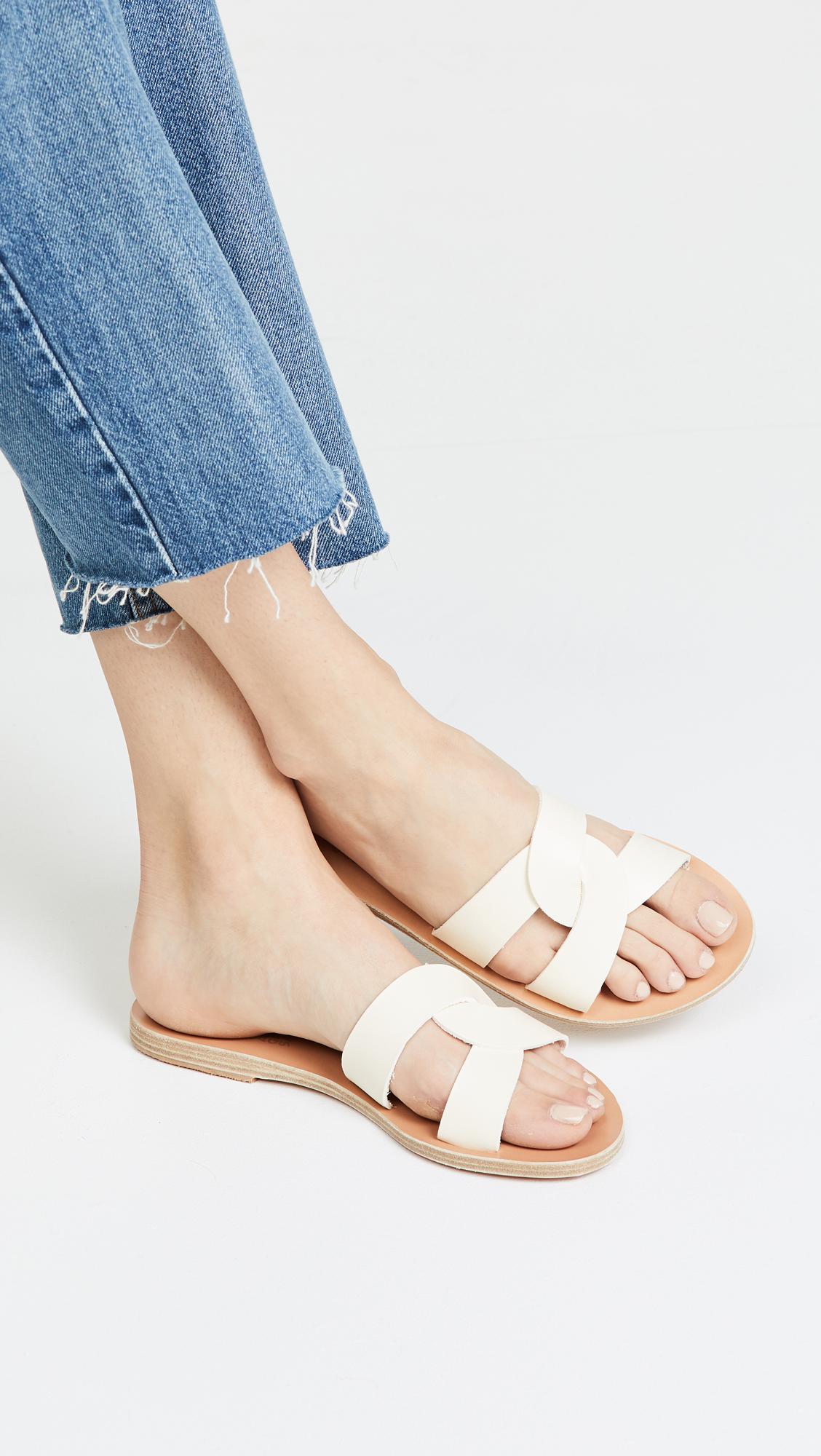 0fa5d83659879 Ancient Greek Sandals Desmos Slide Sandals | SHOPBOP