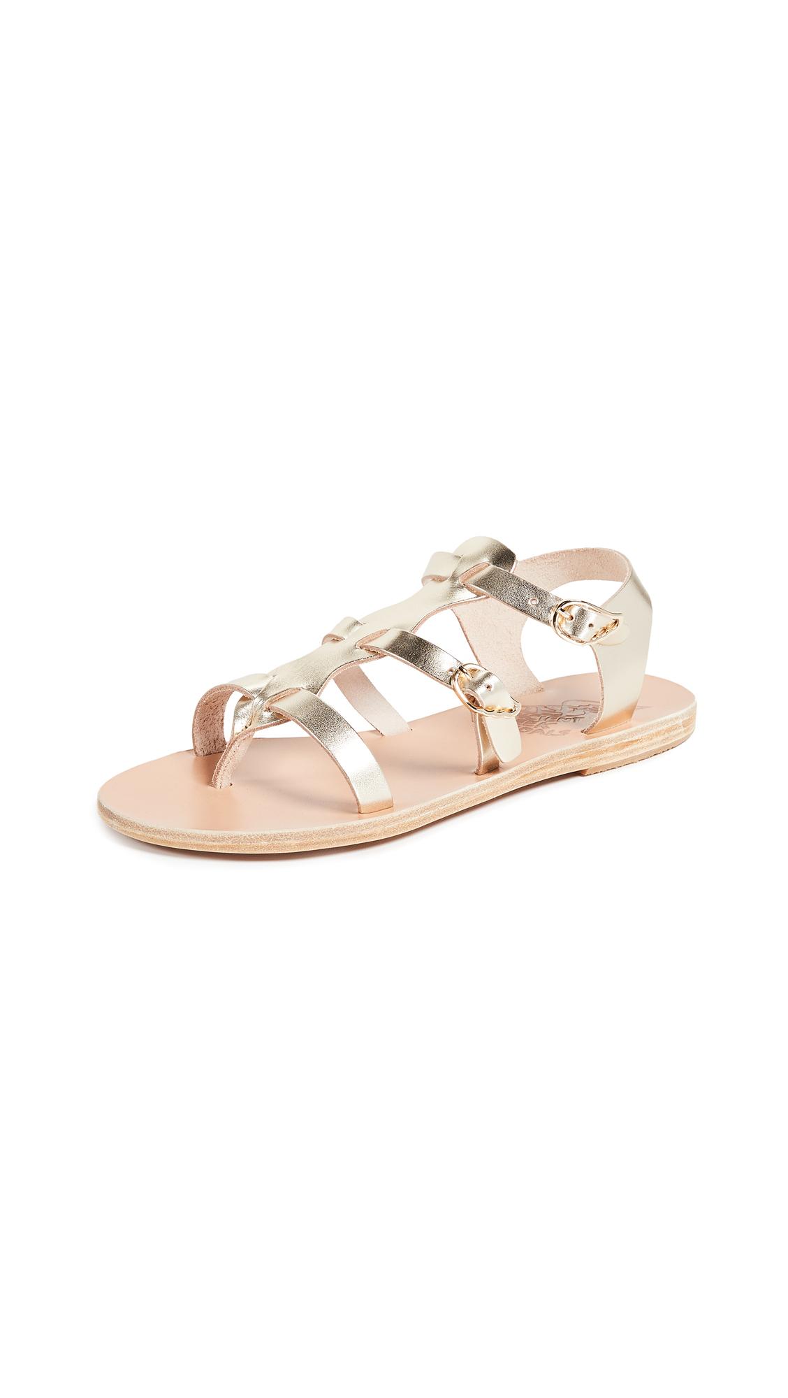 Buy Ancient Greek Sandals Grace Kelly Sandals online, shop Ancient Greek Sandals