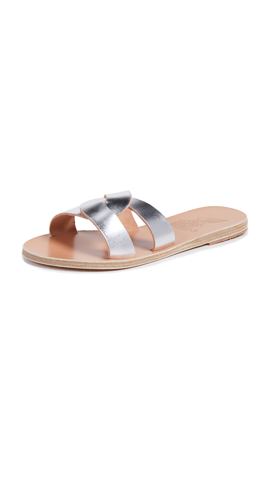 Ancient Greek Sandals Desmos Slides - Silver