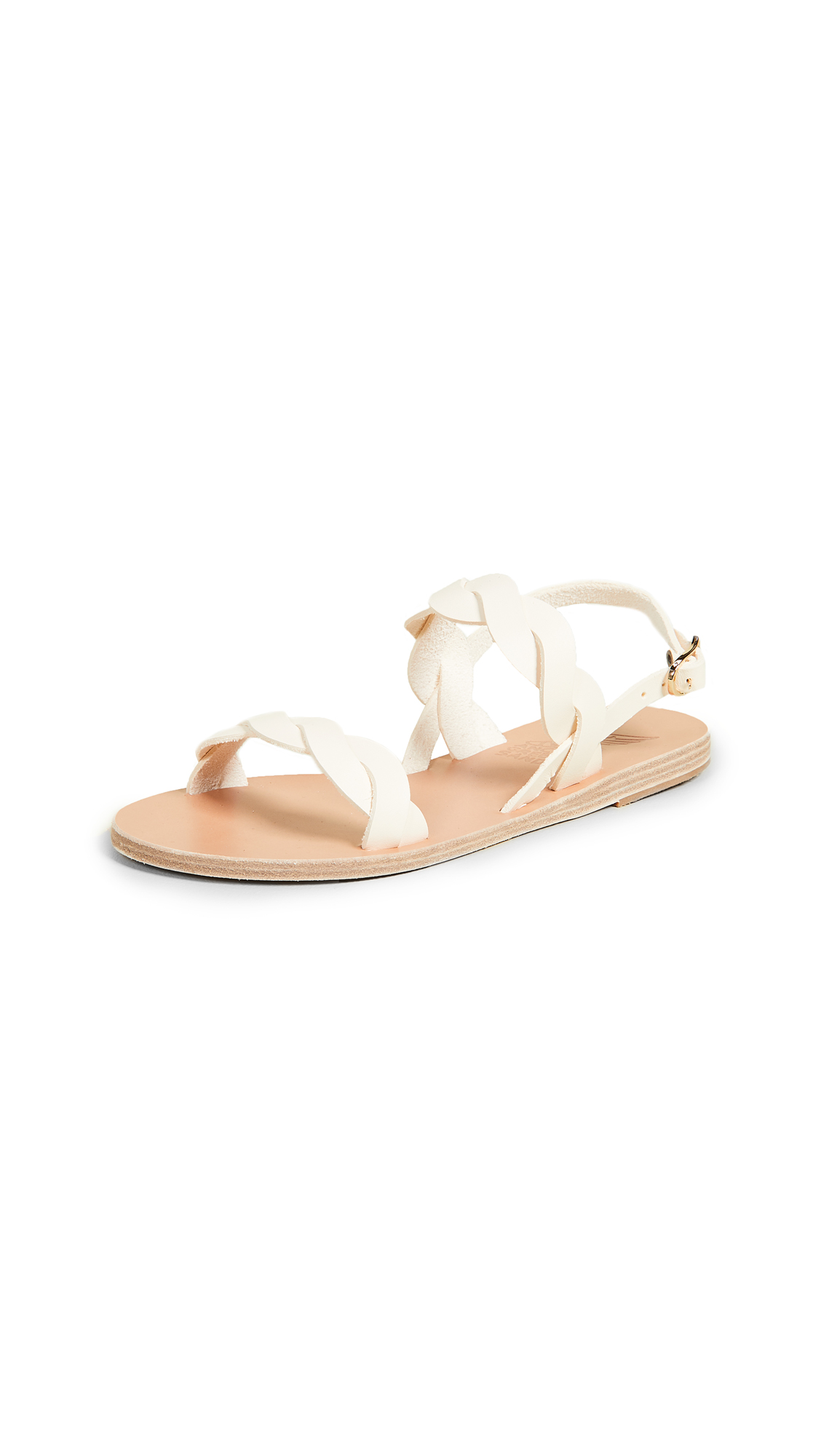 Ancient Greek Sandals Plexi Sandals - Off White