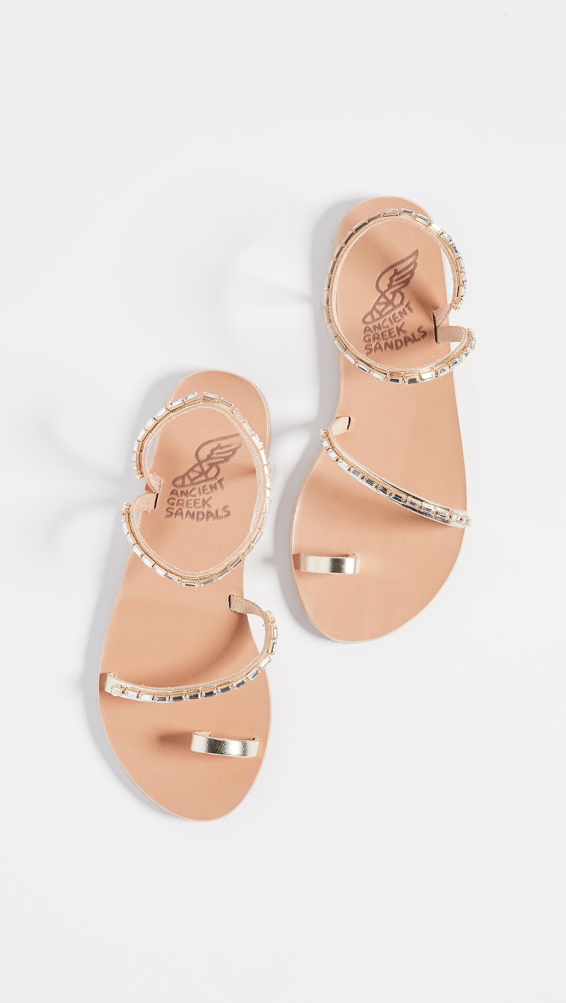 bc2d9144c Ancient Greek Sandals Apli Eleftheria Diamonds Sandals