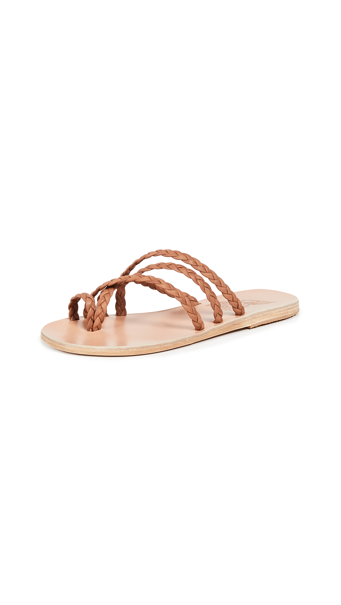 Ancient Greek Sandals Amalia Slides