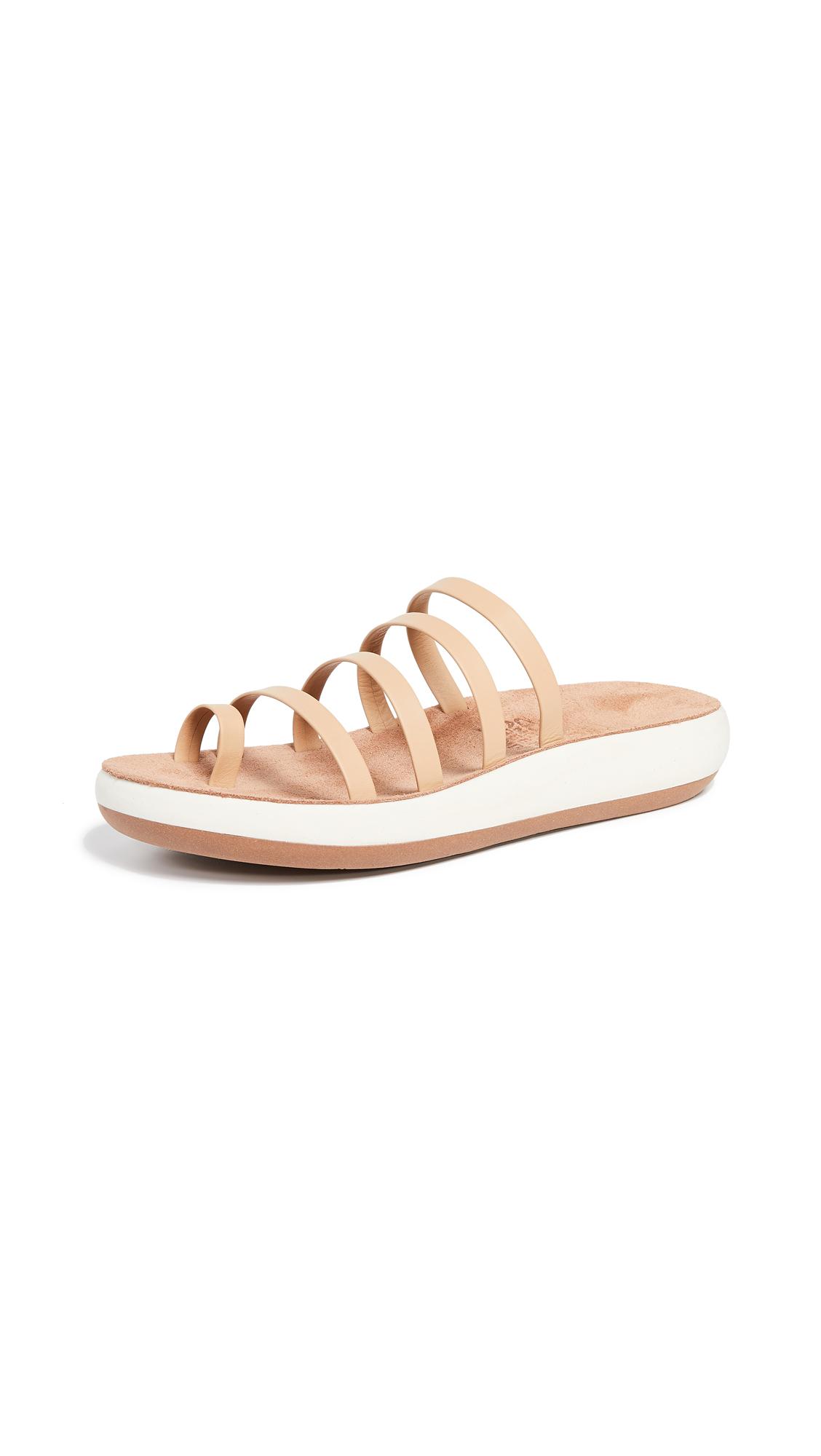Buy Ancient Greek Sandals Niki Comfort Slides online, shop Ancient Greek Sandals