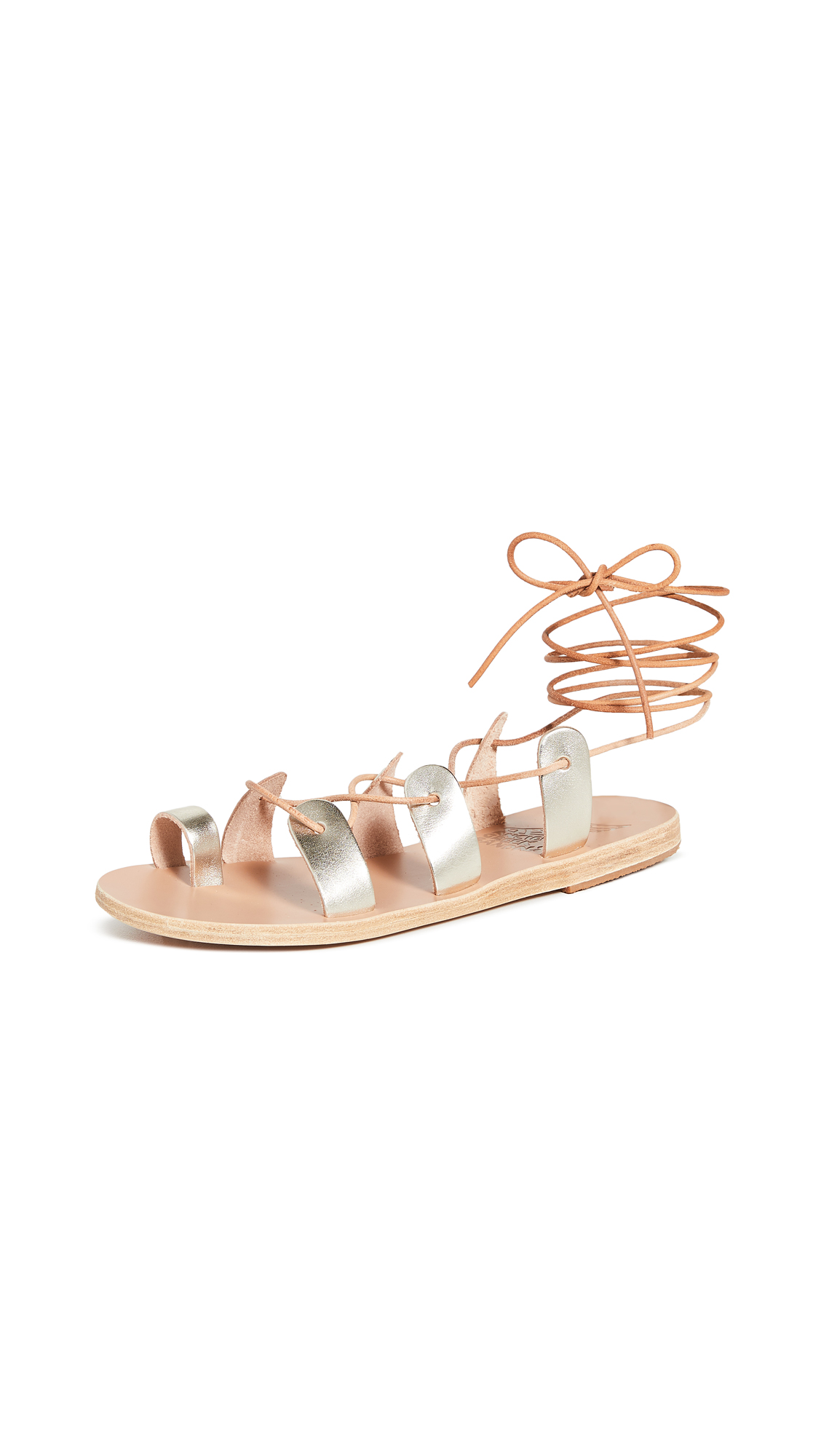 Ancient Greek Sandals Alcyone Sandals
