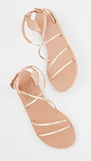 Ancient Greek Sandals Сандалии Melovia