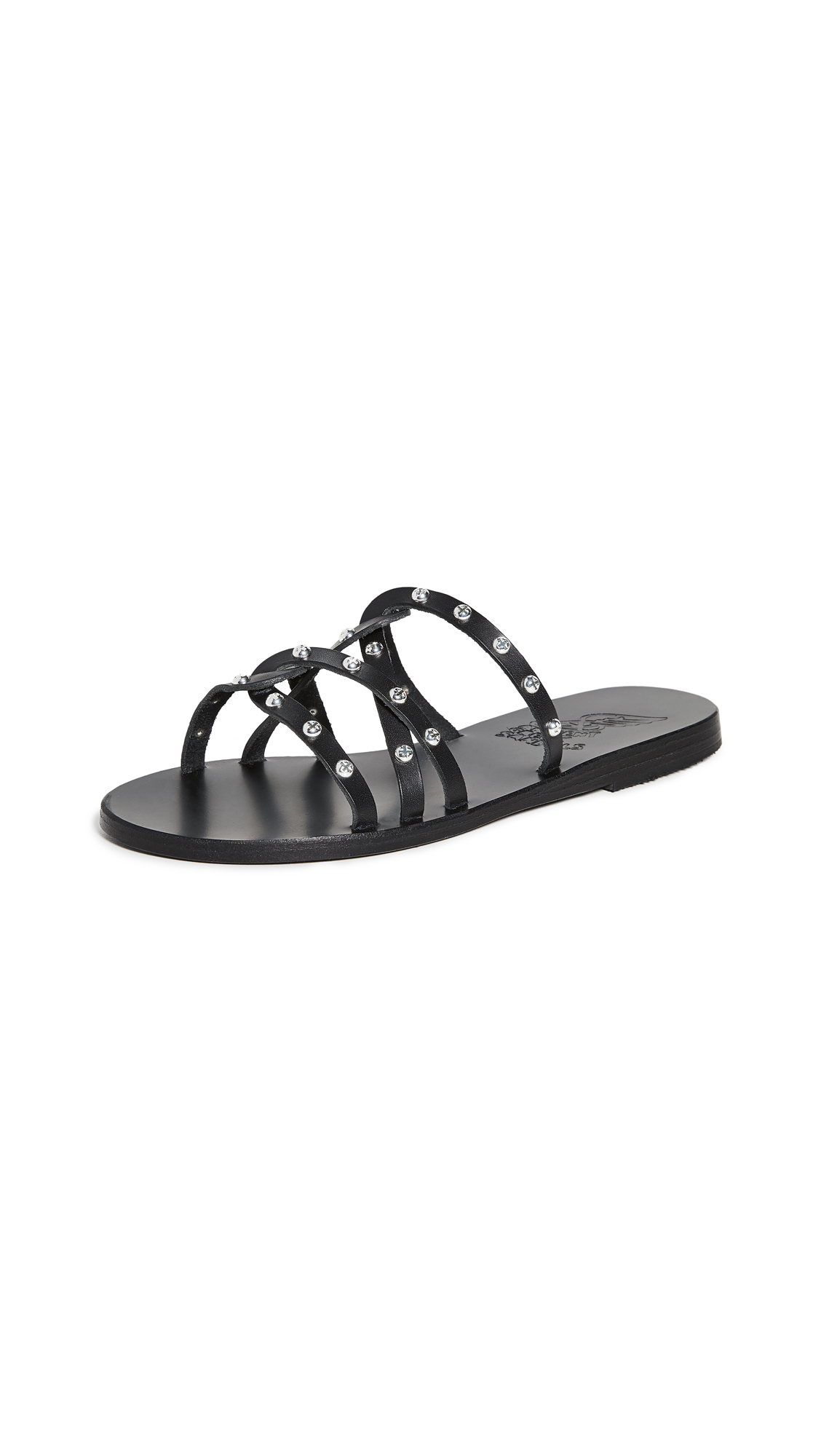 Buy Ancient Greek Sandals online - photo of Ancient Greek Sandals Revekka Rivets Sandals