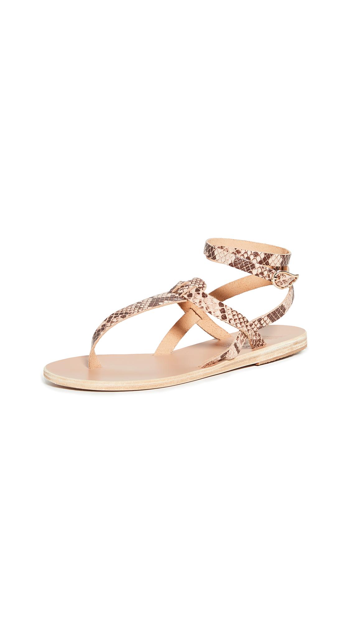 Buy Ancient Greek Sandals Estia Sandals online, shop Ancient Greek Sandals