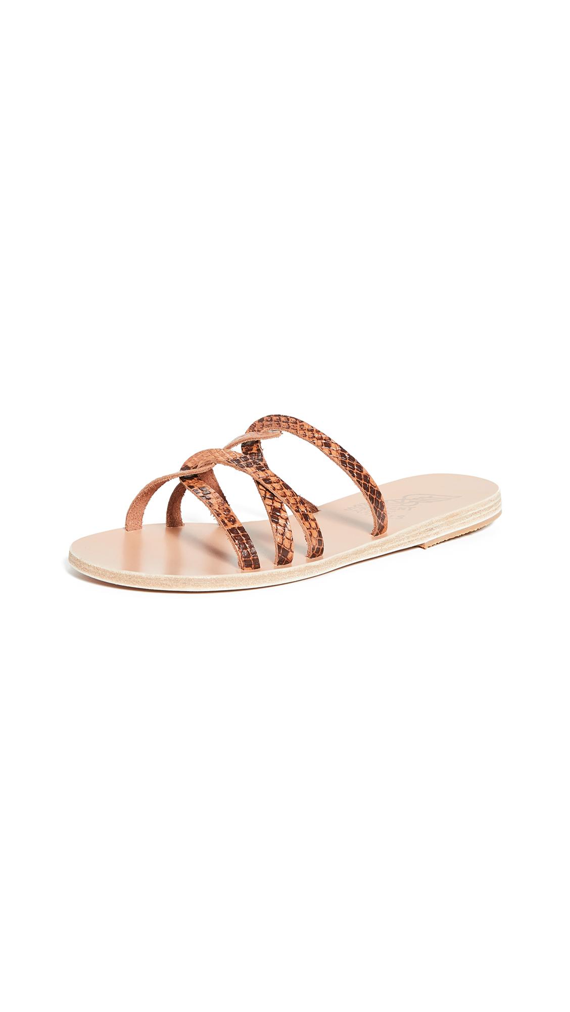 Buy Ancient Greek Sandals online - photo of Ancient Greek Sandals Revekka Sandals
