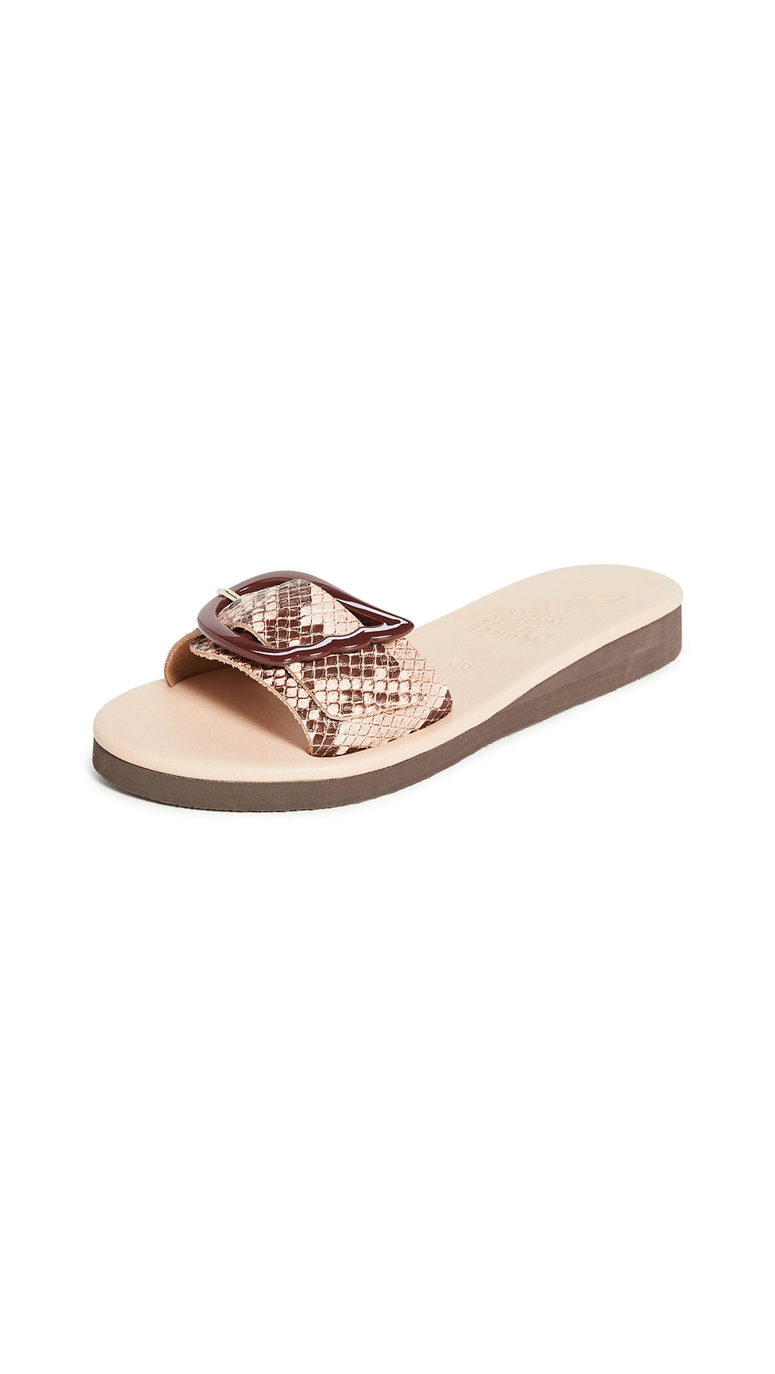 Buy Ancient Greek Sandals Aglaia Sandals online, shop Ancient Greek Sandals