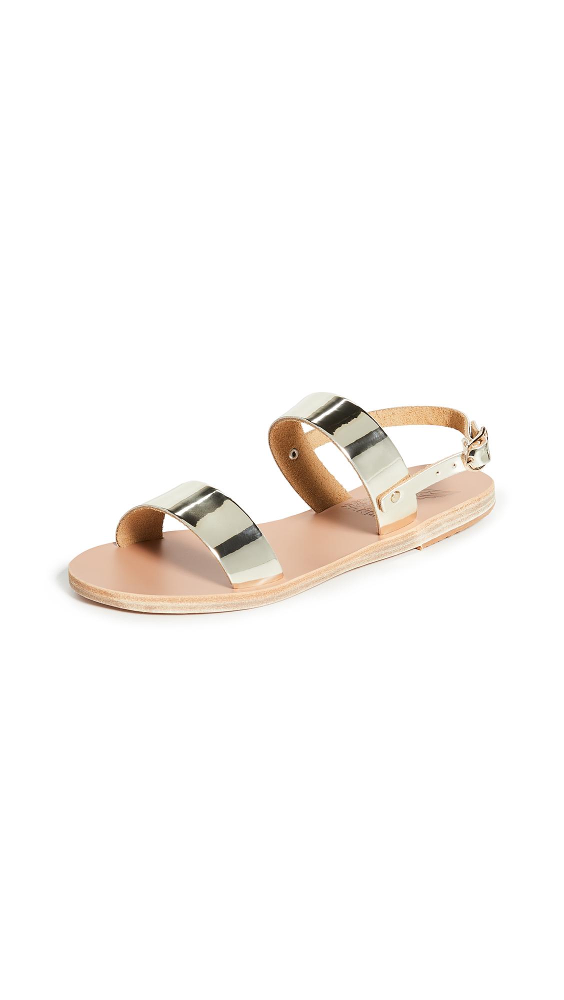 Buy Ancient Greek Sandals Clio Sandals online, shop Ancient Greek Sandals