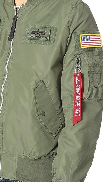 Alpha Industries L2B Flex Jacket