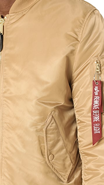 Alpha Industries MA-1 Slim Fit Jacket