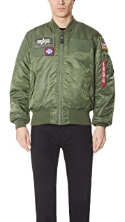 Alpha Industries MA-1 Flex Core Jacket