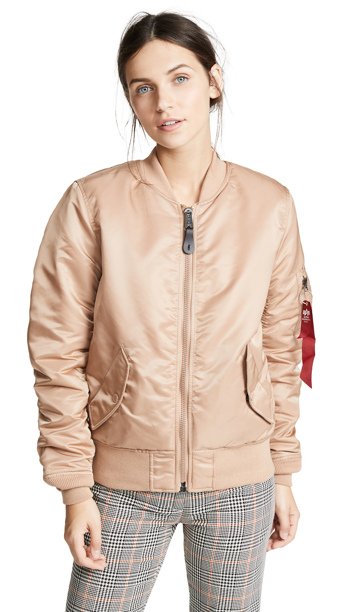 MA-1 MILITARY FLIGHT JACKET