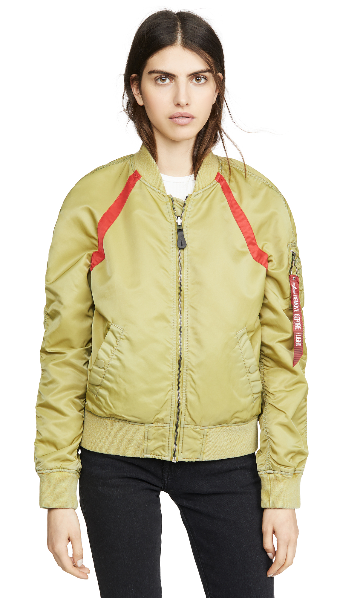 Buy Alpha Industries L-2B Raglan Battlewash Flight Jacket online beautiful Alpha Industries Jackets, Coats, Down Jackets