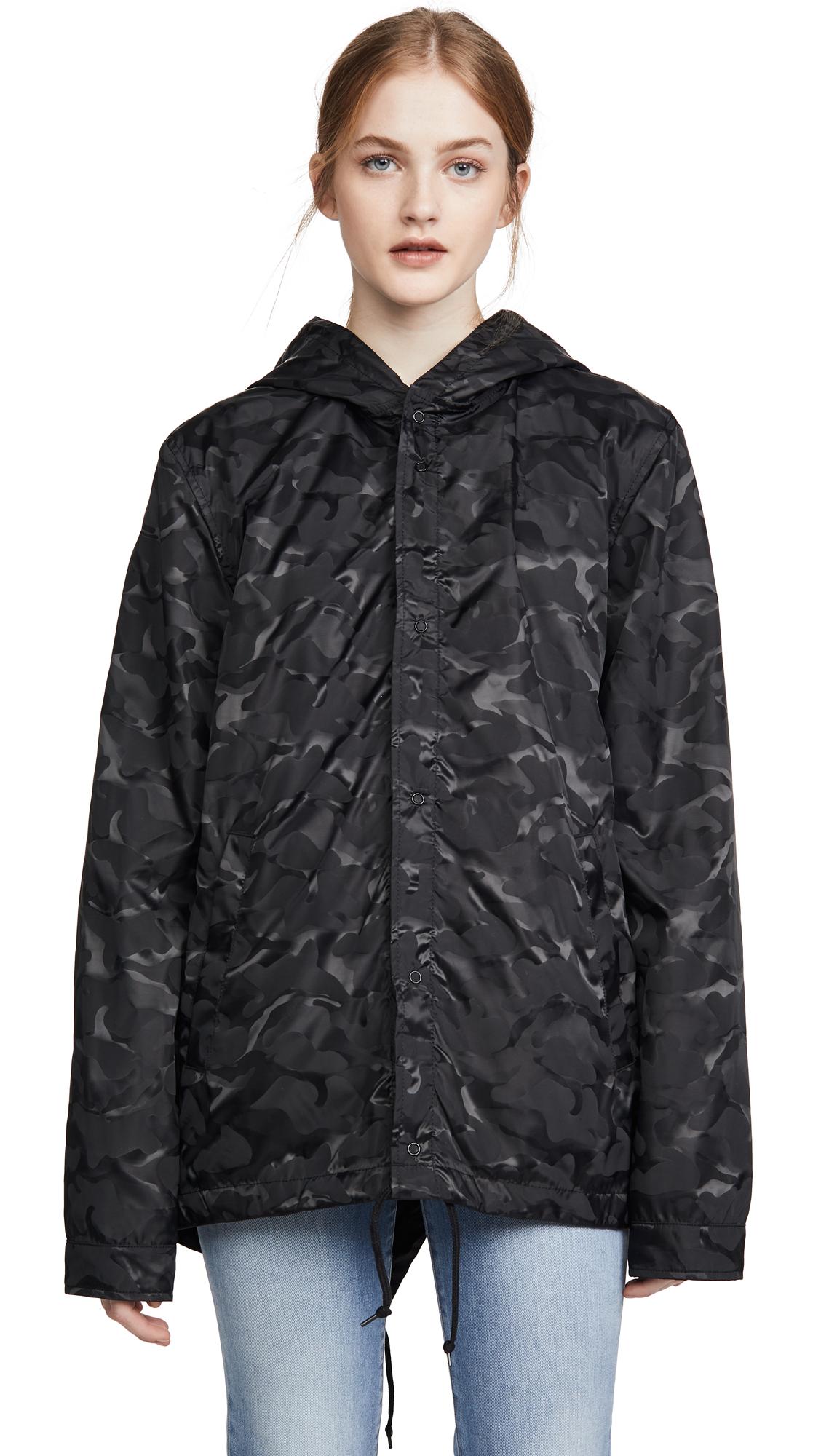 Buy Alpha Industries Camo Fishtail Jacket online beautiful Alpha Industries Jackets, Coats, Trench Coats