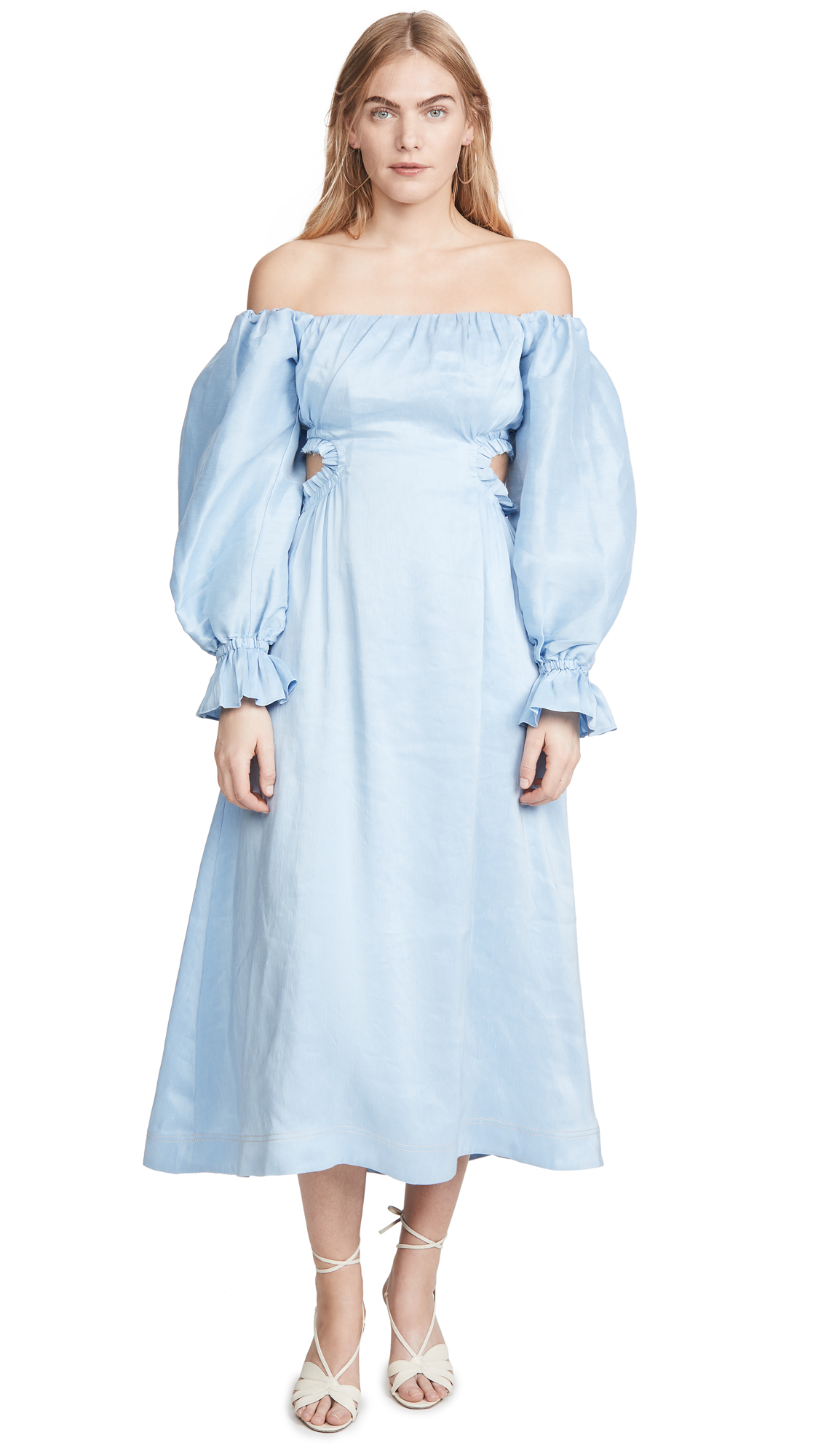 Buy Aje Overture Blouson Dress online beautiful Aje Clothing, Dresses