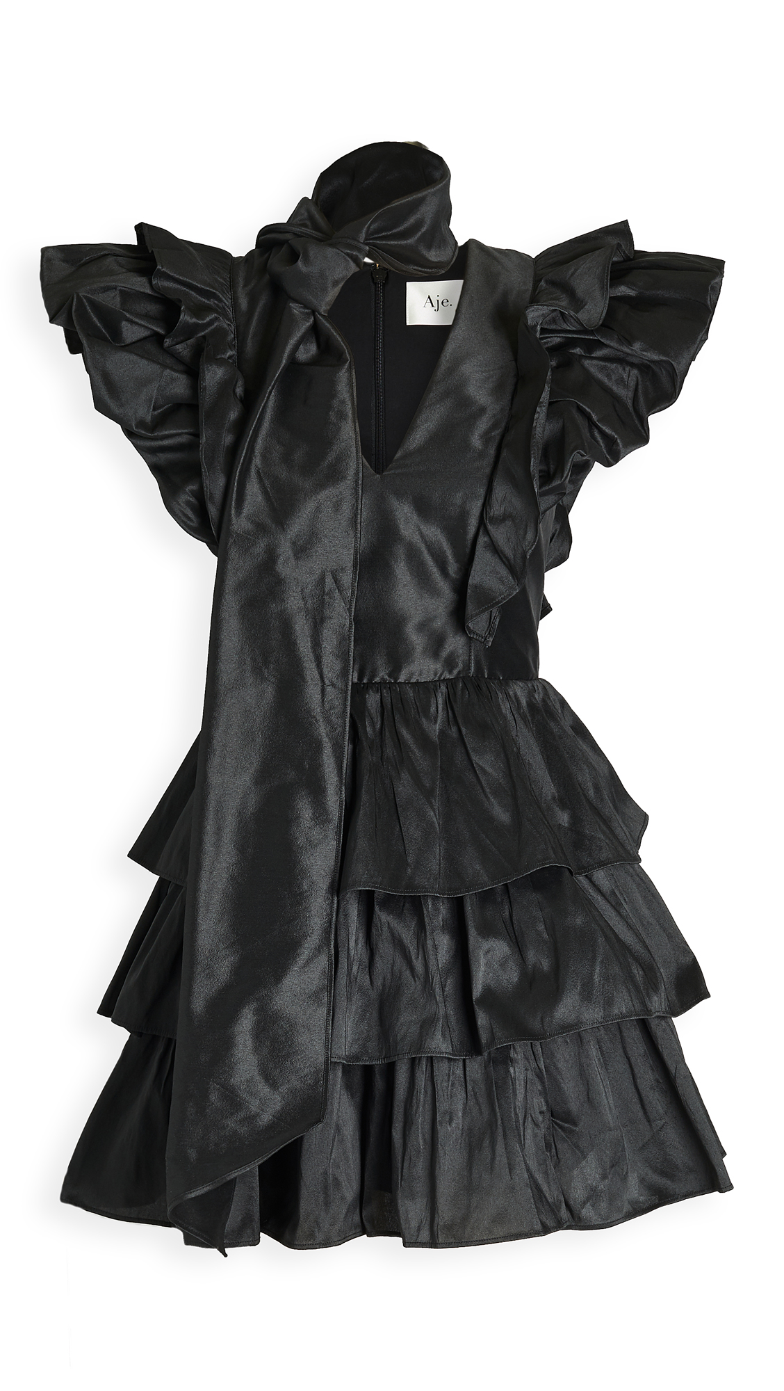 Aje Allégro Bon Bon Mini Dress
