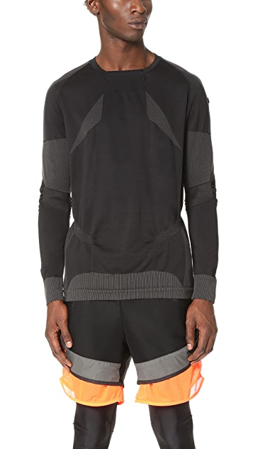 Adidas by Kolor Warp Knit Top