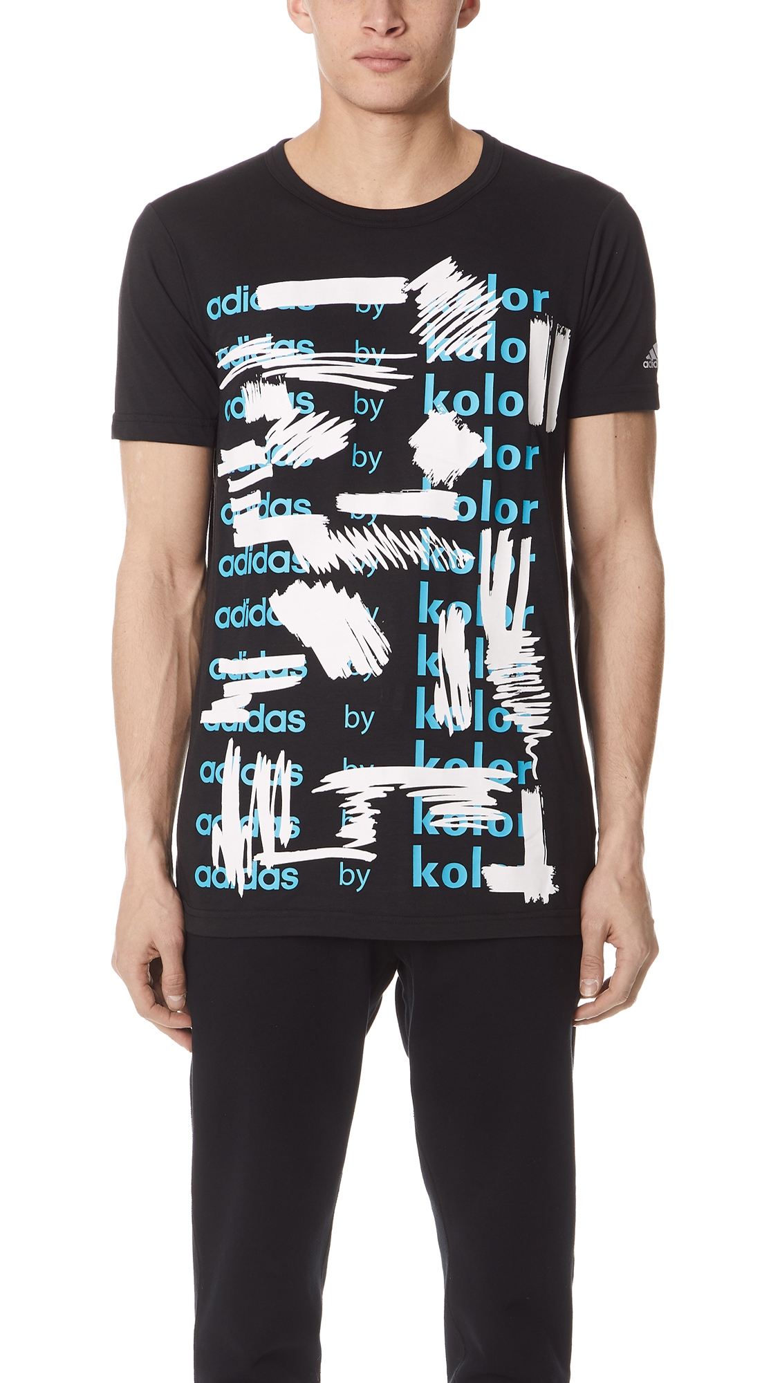 ADIDAS BY KOLOR GRAPHIC TEE