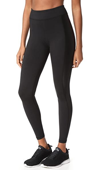 ALALA All Day Leggings - Liquid Black