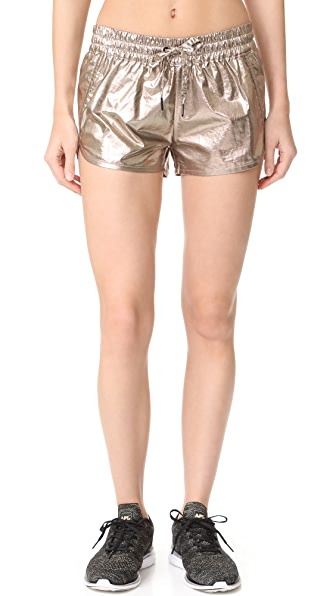ALALA Fuel Shorts In Rose Gold