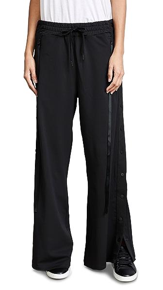 ALALA Gwen Track Pants In Black