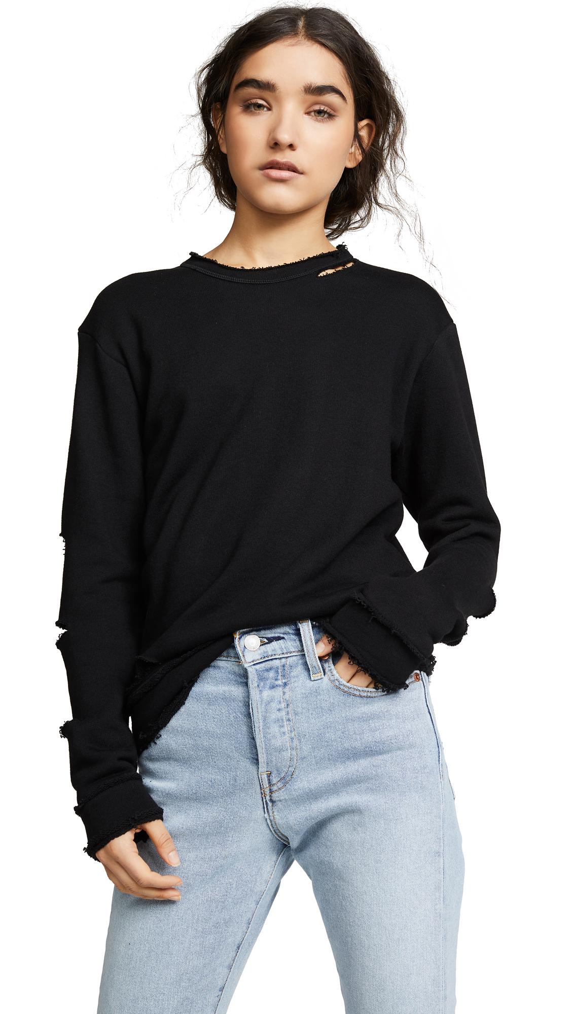 ALALA Cypher Sweatshirt - Black