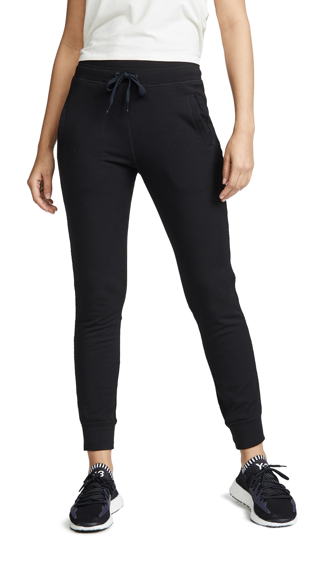 Crane Sweatpants in Black
