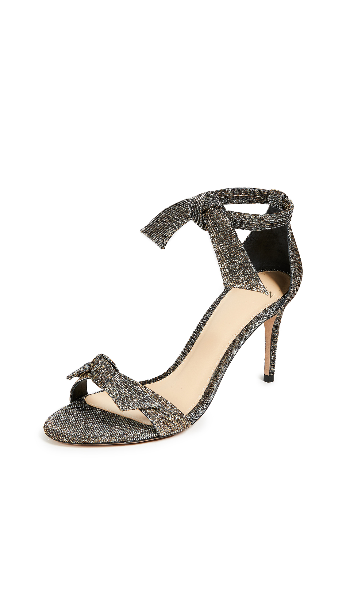 Alexandre Birman Clarita 75mm Sandals - Stellar