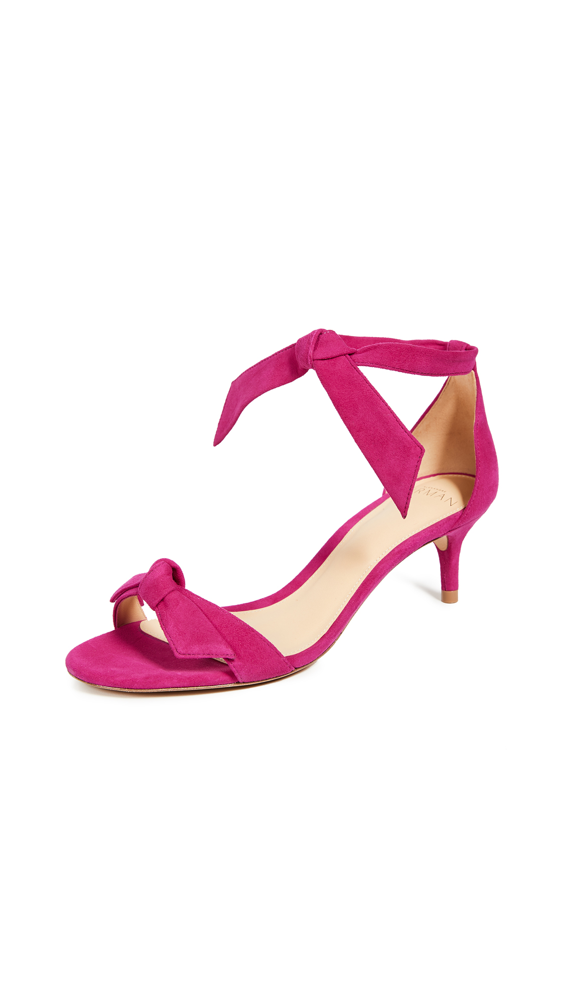 Alexandre Birman Clarita 55mm Sandals - Raspberry