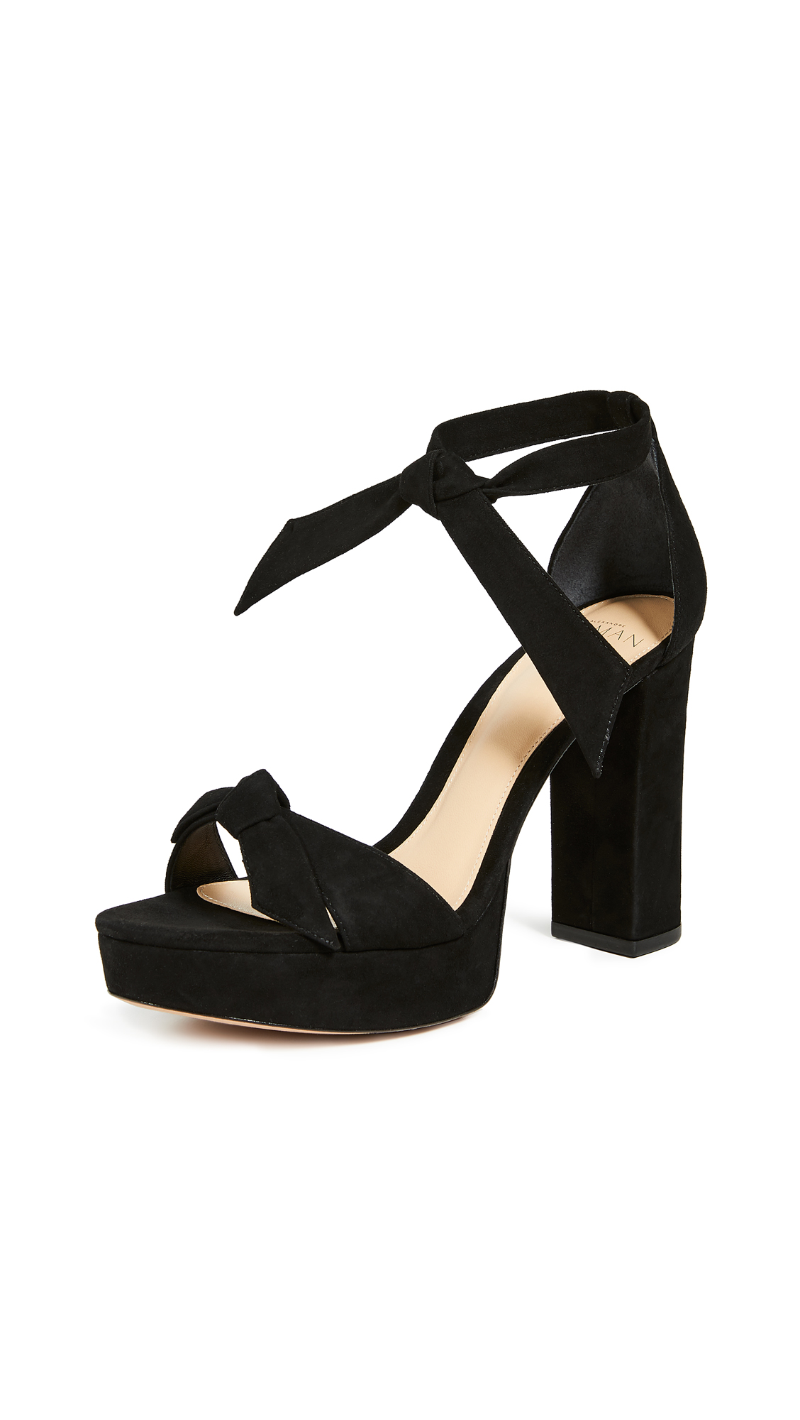 Alexandre Birman Mabeleh Sandals - Black