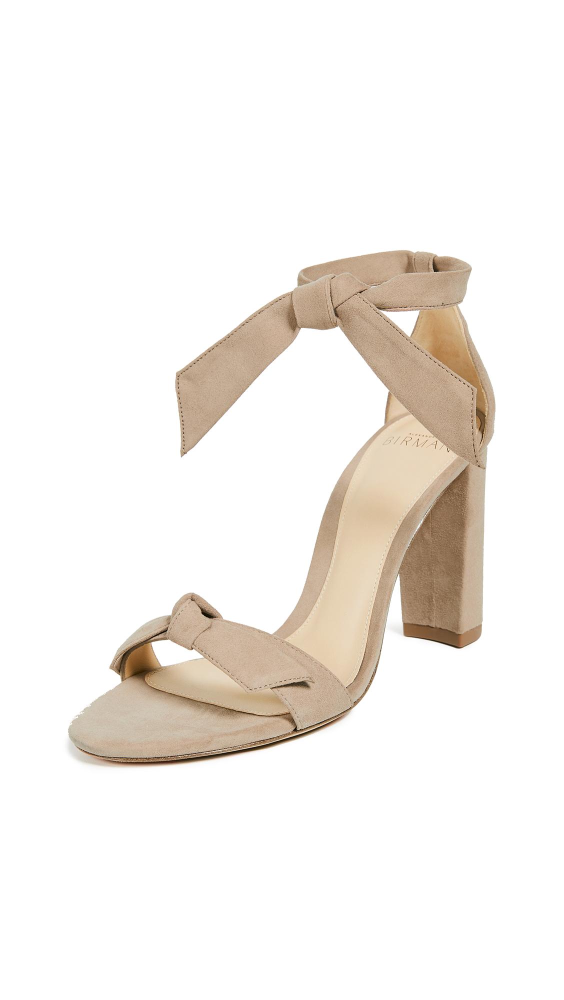 Buy Alexandre Birman Clarita Block Sandals online, shop Alexandre Birman