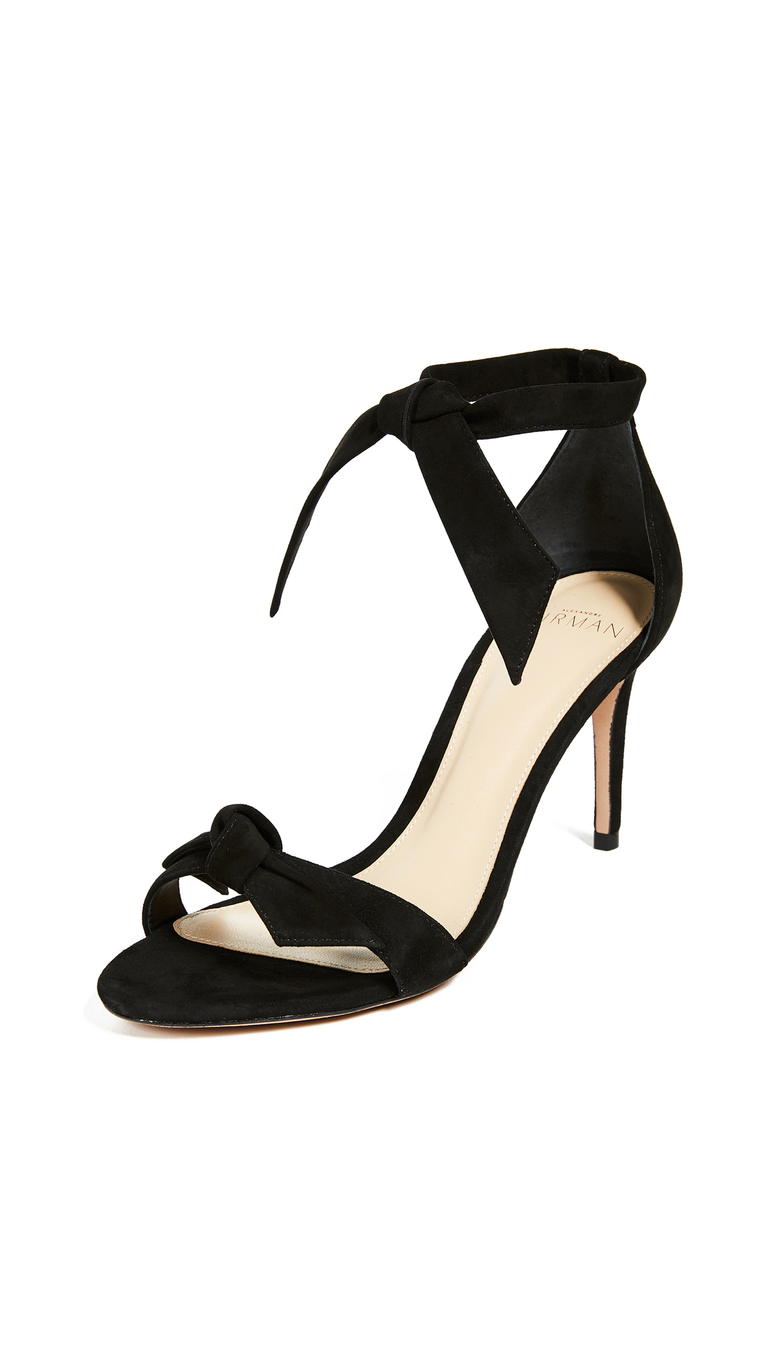 Alexandre Birman Patty Sandals - Black