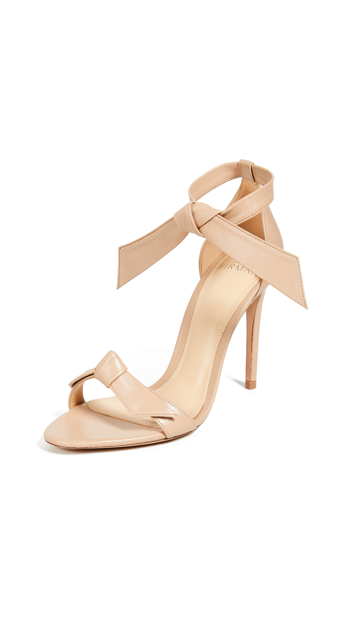 Alexandre Birman Clarita Sandals - Nude