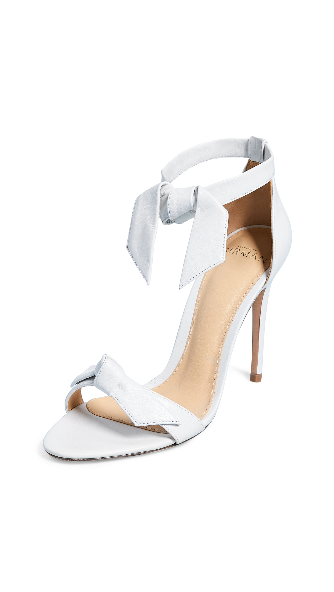 Alexandre Birman Clarita Sandals - White