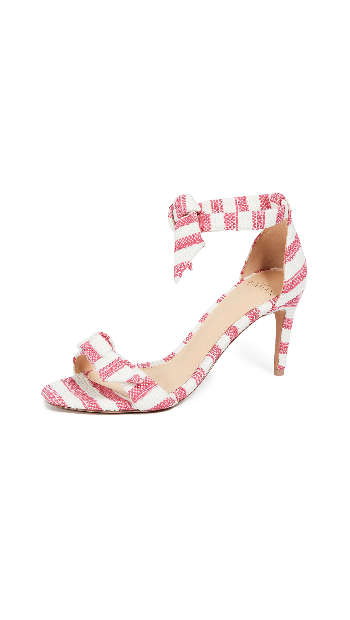 Alexandre Birman Clarita 75mm Sandals - Raspberry