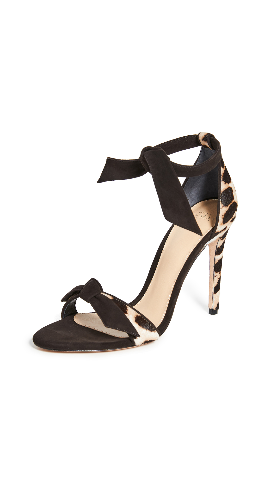 Buy Alexandre Birman online - photo of Alexandre Birman Clarita Pony Sandals